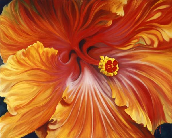 Flamenco by Anita Nowinska