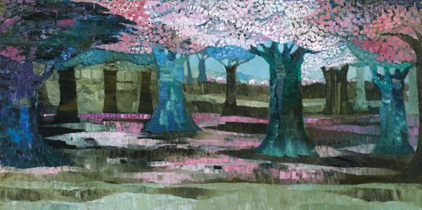 Blossom by Dan Schlesinger
