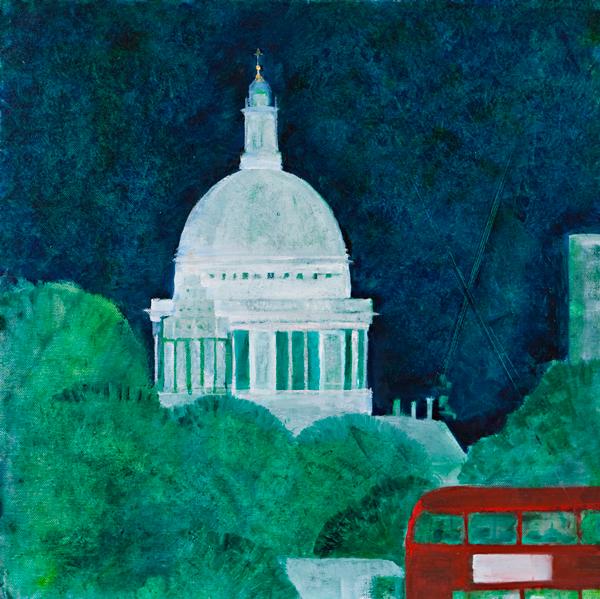 London 2 by Dan Schlesinger