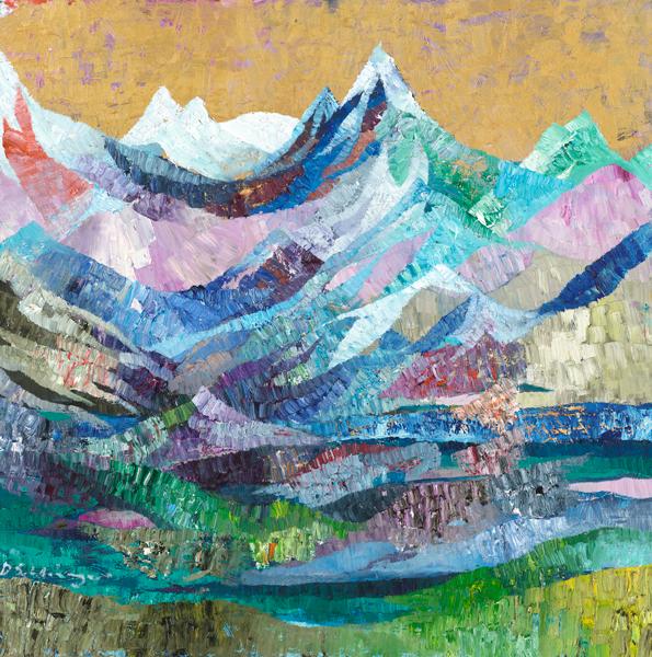 Snow 6 by Dan Schlesinger