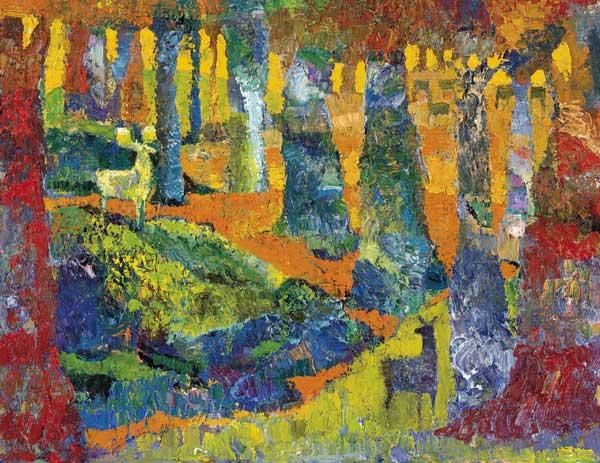 Trees 3 by Dan Schlesinger