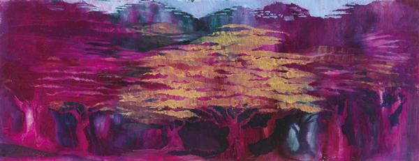 Trees 7 by Dan Schlesinger