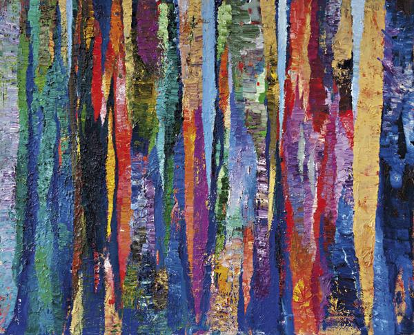 Trees 10 by Dan Schlesinger