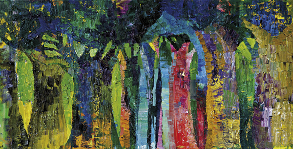 Trees 11 by Dan Schlesinger