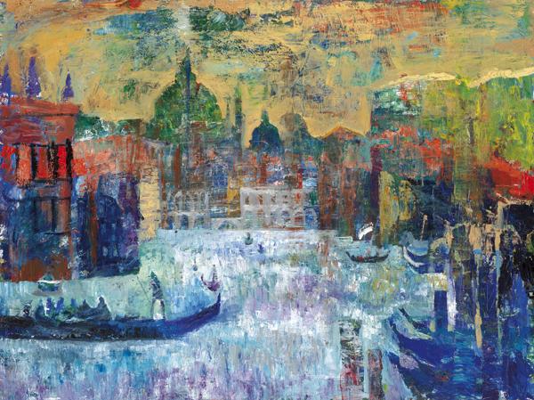 Venice 1 by Dan Schlesinger