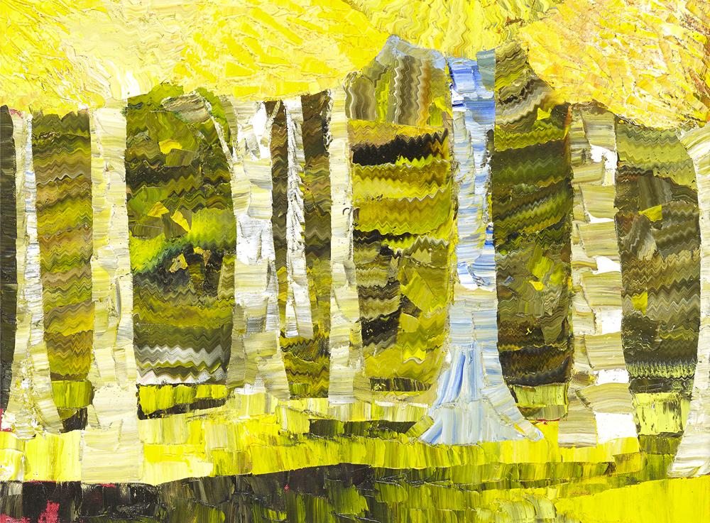 Forest of Splendour by Dan Schlesinger